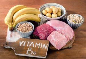 Vitamina B6 en el deporte