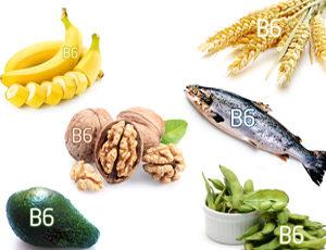 vitamina b6 o piridoxina funcion