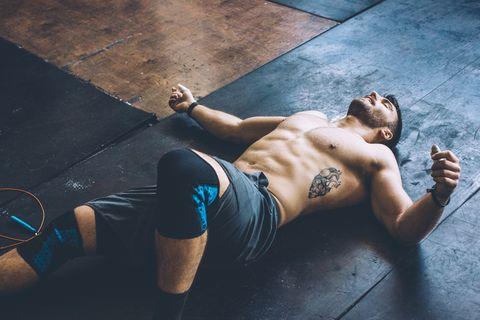 fatiga al entrenar